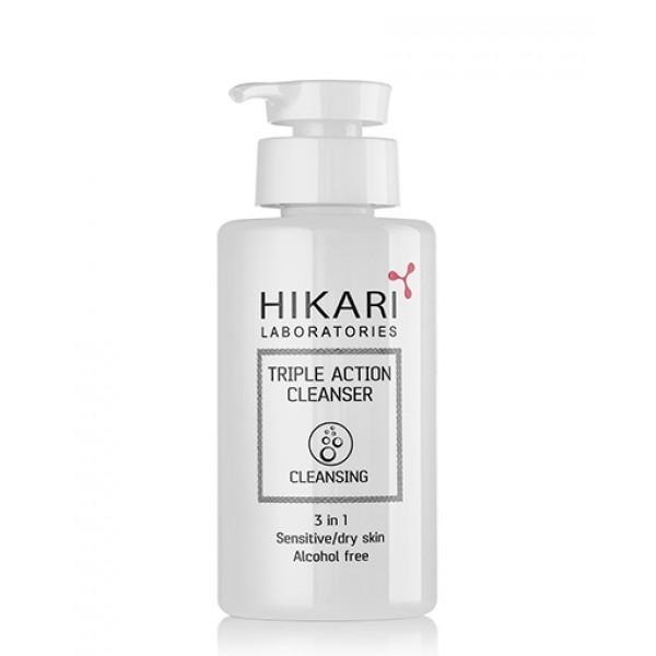 HIKARI TRIPLE-ACTION Cleanser 250 ml.jpg