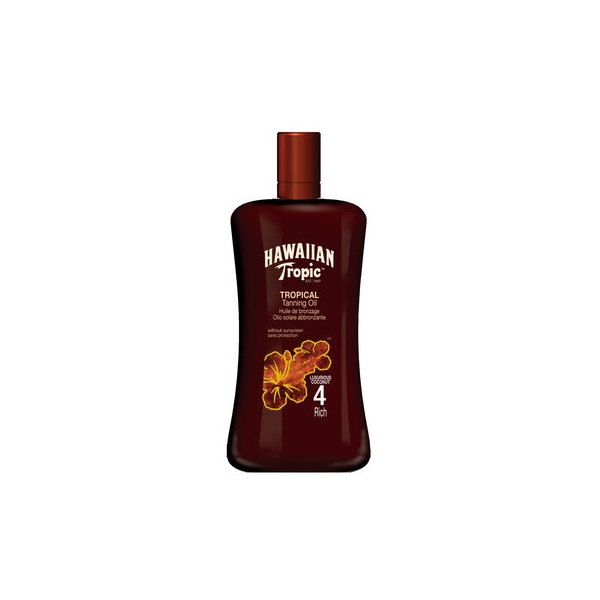 Hawaiian Tropic Tropical Tanning Oil SPF 4.jpg