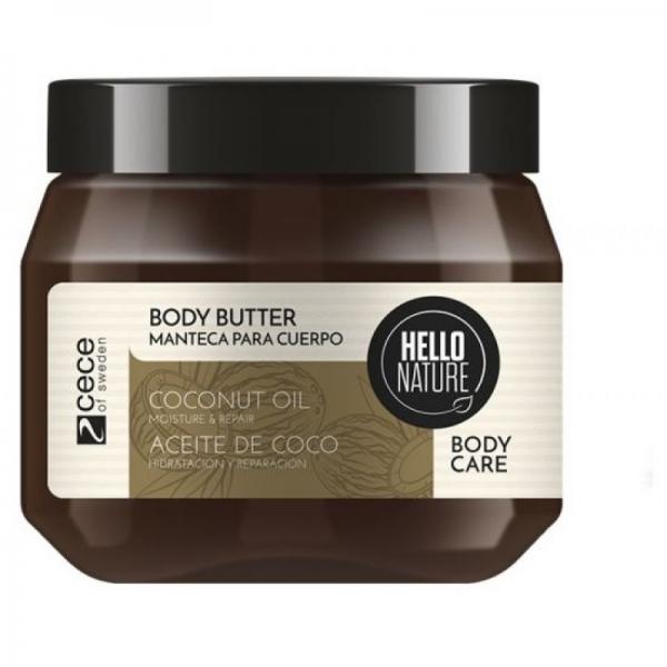 Hello Nature COCONUT OIL MOISTURE REPAIR body butter.jpeg