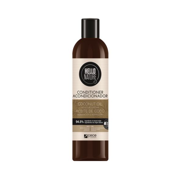 Hello Nature COCONUT OIL MOISTURE&REPAIR conditioner 300ml.png