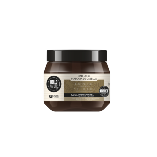 Hello Nature COCONUT OIL MOISTURE&REPAIR mask 250ml.png