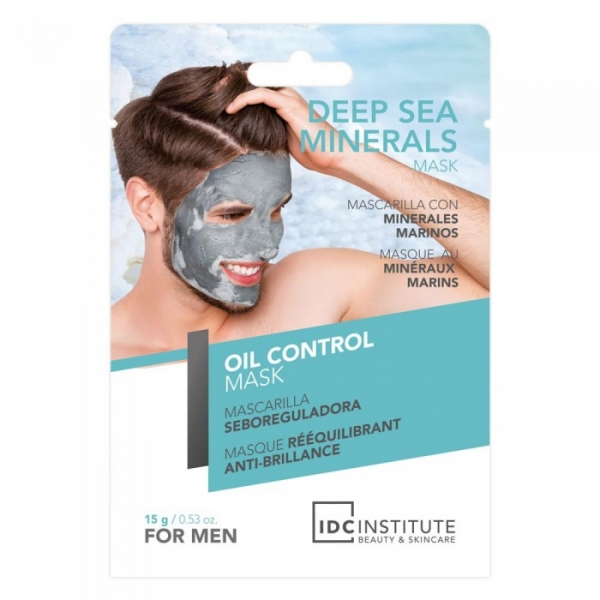 IDC Institute - Peel Off Mask for men with Marine Minerals - Oil Control.jpg