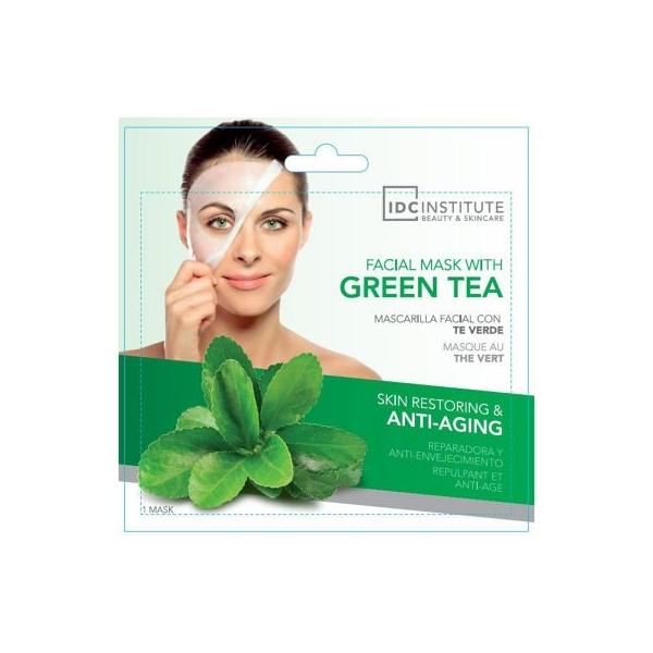 IDC Institute Facial Mask with Green Tea monodose.jpg