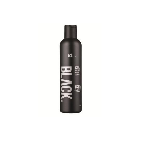 IdHair Black Total Hair, Body & Shave Shampoo.jpg
