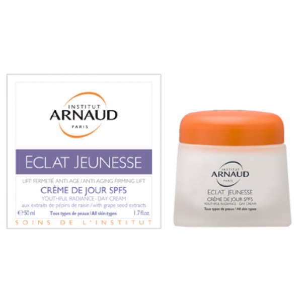 Institut Arnaud Eclat Jeunesse Day Cream Spf5 50ml.jpg