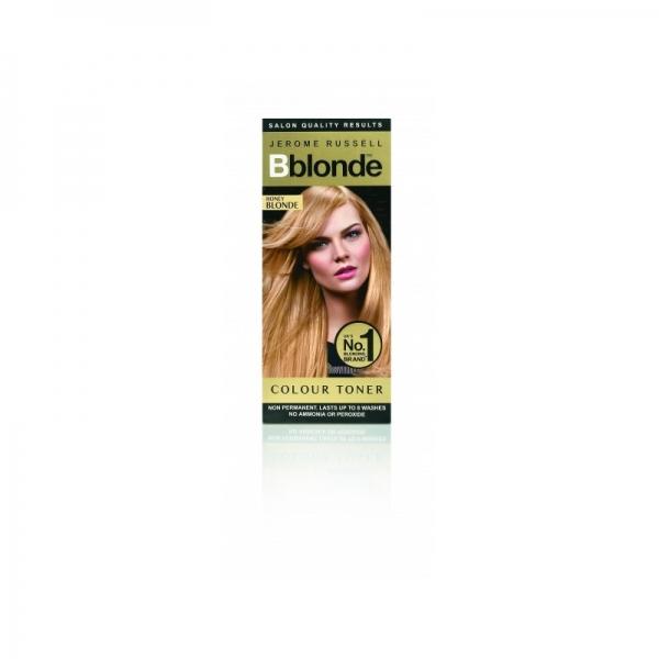 Jerome Russell Bblonde Tooniv juuksevärv Honey Blonde 75 ml.jpg