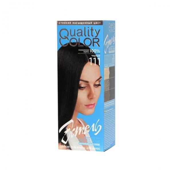 "Juuksevärv ""Quality Color 111 must.jpg"