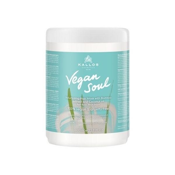 Kallos Cosmetics Vegan Soul Volumizing Hair Mask.jpeg