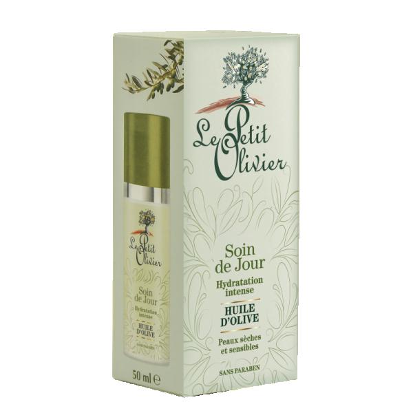 Le Petit Olivier Päevakreem oliivõli ja aloe veraga kuivale.png
