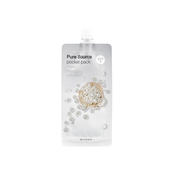 MISSHA Pure Source Pocket Pack mask Pärl.jpg