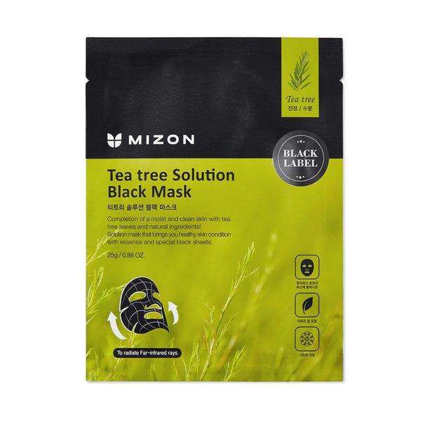 Mizon Teatree Solution Black Mask.jpg