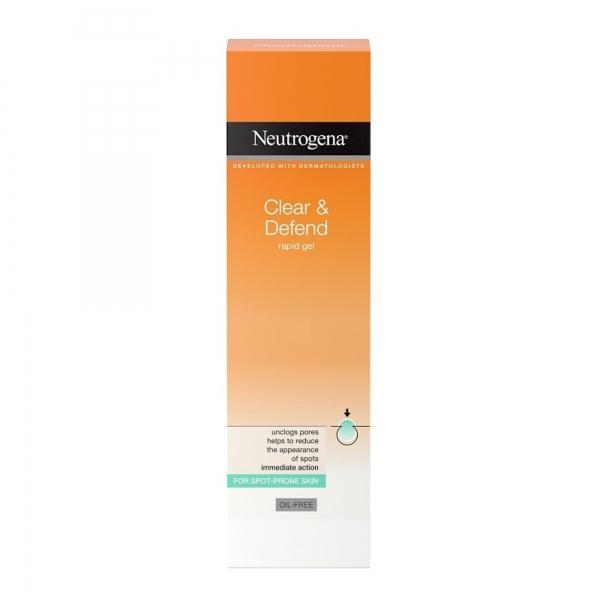 Neutrogena vistrikugeel Clear&Defend kiire toimega 15 ml.jpg
