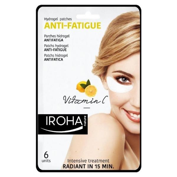 Iroha Eyepads C-vitamin. Silmapadjad C-vitamiin.jpg