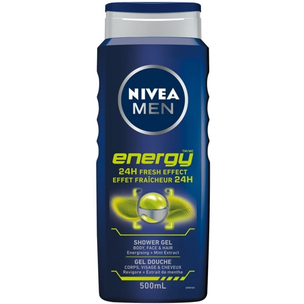 NIVEA MEN Energy Shower Gel  3 in 1 Body Wash.jpg