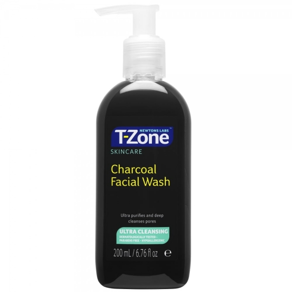 Newtons Labs T-Zone Facial Wash Skincare Charcoal.jpg