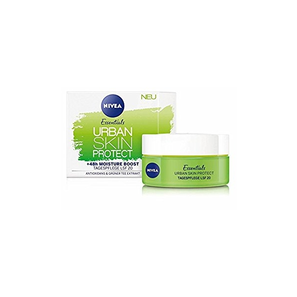Nivea Essentials Urban Skin Protect Day Cream SPF20 .jpg