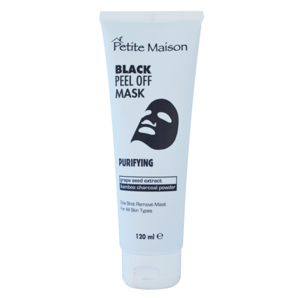 Petite Maison Mask Purifying Peel Off Black 120ml.png