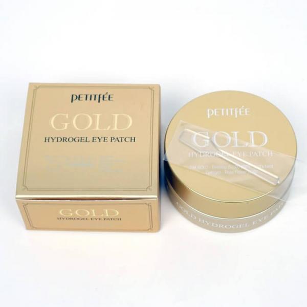 Petitfee, Gold Hydrogel Eye Patch, 60 Pieces.jpg