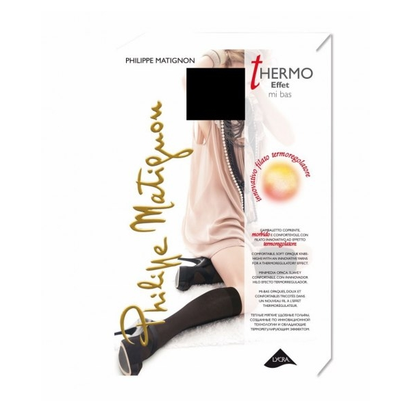Philippe Matignon THERMO EFFET Knee-Highs.jpg