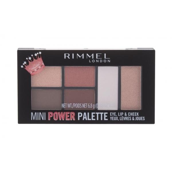 Rimmel London Mini Power Palette 003 Queen Makeup Palette.jpg