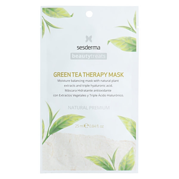 Sesderma Beauty Treats Green Tea Therapy Mask.jpg