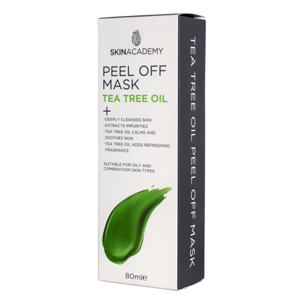 Skin Academy Peel Off Mask Tea Tree Oil 80ml.png