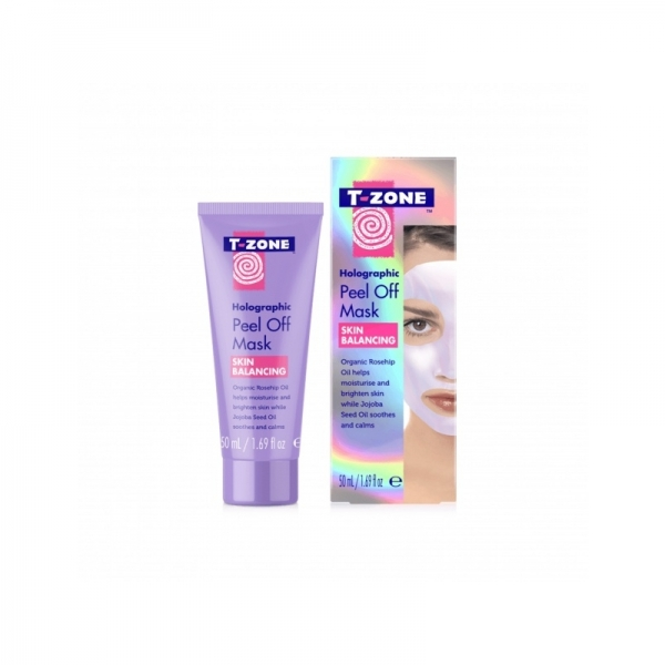 T-Zone  Peel Off Holographic Mask 50ml.jpg
