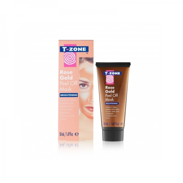 T-Zone Näomask Peel Off Rose Gold Mask 50ml.jpg