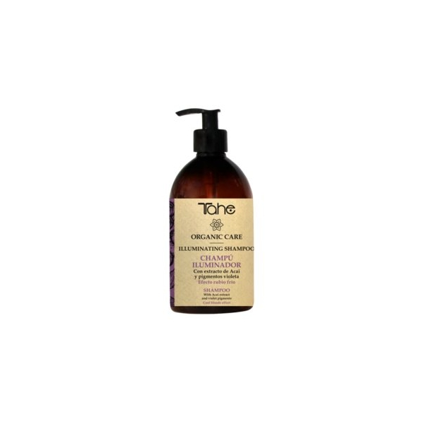 Tahe Organic Care Illuminating Shampoo.jpg