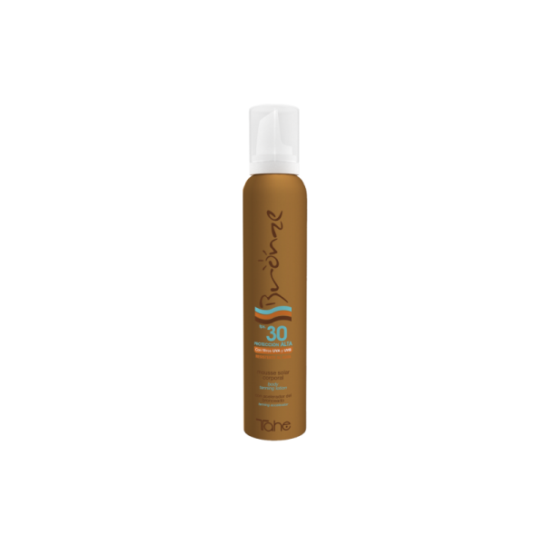 Tahe Tanning Mousse SPF30.png