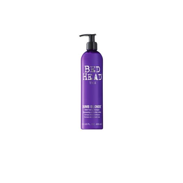Tigi Bed Head Dumb Blonde Purple Toning Shampoo.jpg