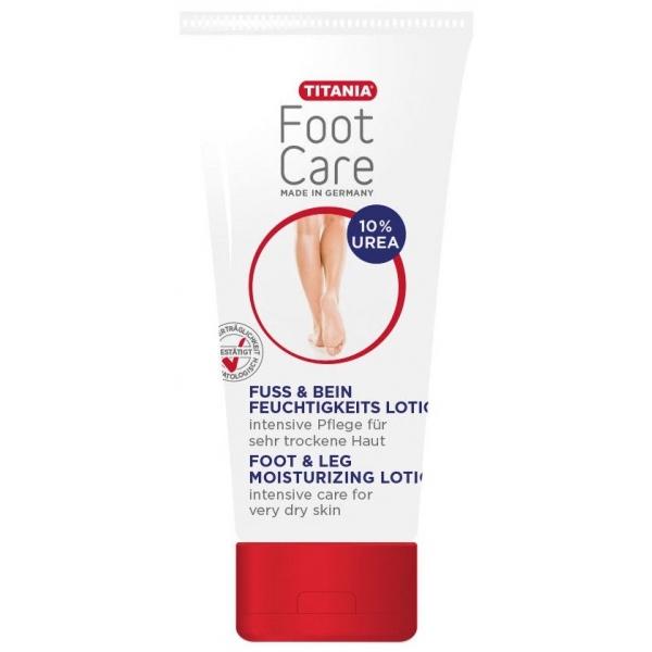 Titania Foot Care Moisturizing Lotion 100ml.jpg