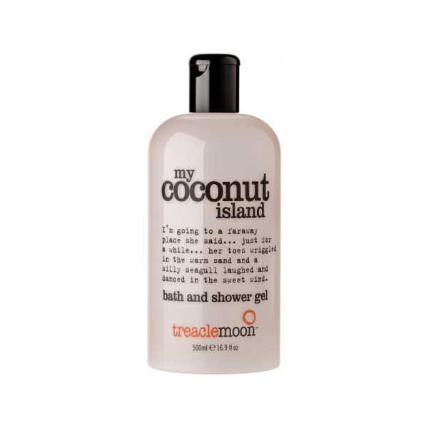 Treaclemoon Bath & Shower Gel My Coconut Island 500 ml.jpg
