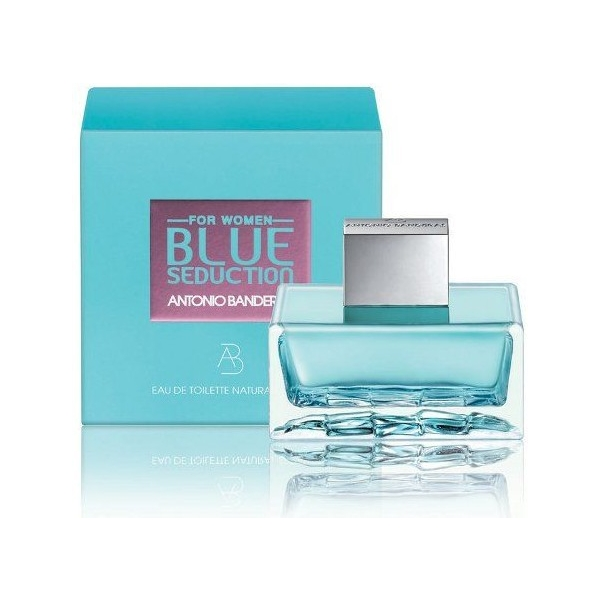 ANTONIO BANDERAS - Blue Seduction for Woman EDT 100ml .jpg