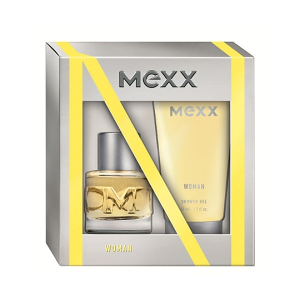 mexx Woman Gift Set EDT 20 ml and Body Lotion 50 ml Woman.jpg