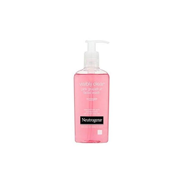 neutrogena visibly clear pink grapefruit face wash.jpg