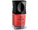 ALESSANDRO NAIL POLISH 14 ORANGE RED