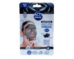 Acty Mask Mascarilla Hidrogel Detox Purificante Exfoliante