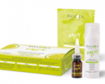 BYOTEA VITACITY C+ KIT PURE ENERGY FACE (1 SERUM + 2 MASKS + 2 VIALS)