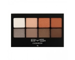 BYS Eyeshadow Teracotta 8 pc