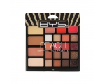 BYS Peach 23Pc Face Palette In Glitter Box