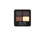 BYS Eyebrow Kit with Powder&Wax Pow Brows