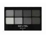 BYS Metallic Eyeshadow Palette Blackout