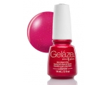 CHINA GLAZE Gelaze Strawberry Fields 9,76, Gel and Base in one