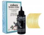 Juukseid hooldav juuksevärv, Colora Henna Creme Blond