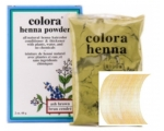 Colora Henna Powder Buttercup Blonde