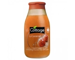 Cottage Exfoliating Shower Gel with sugar CARAMEL 250ml,  Kooriv dušigeel karamell