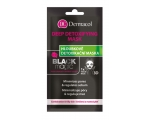 Dermacol DETOXIFYING BLACK MAGIC TISSUE MASK