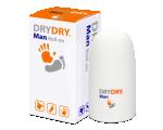 DRYDRY Man, Antiperspirant.2-3 päevaks Meeste higistamisvastane aine.