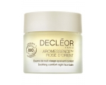 DECLEOR HARMONIE CALM SOOTHING NIGHT BALM WITH ESSENTIAL OILS